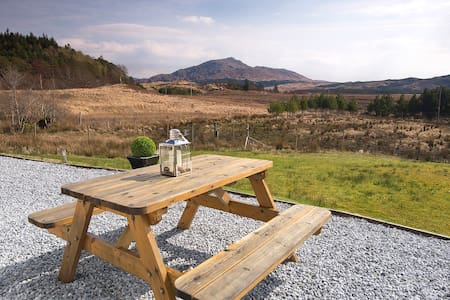 Luxury Accommodation in Ardnamurchan