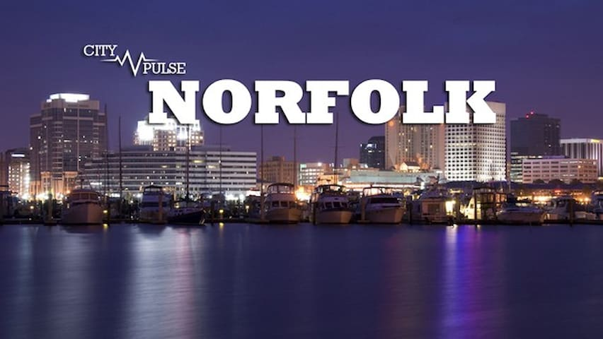 Guidebook for Norfolk