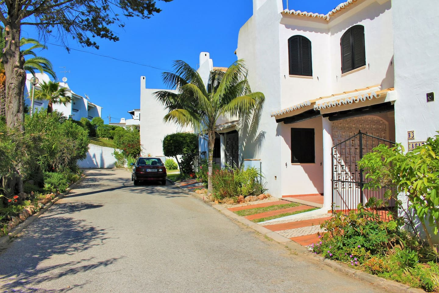 Townhouse close to the beach