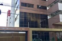 Fachada do edifício.