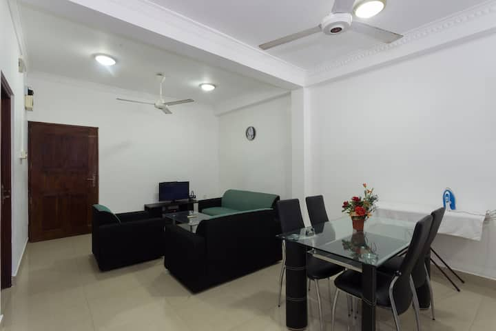 2 Room Holiday Apartment in Central Lcoation