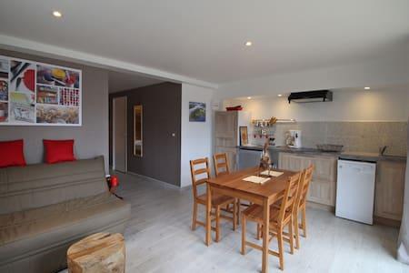 Gite (Le Baluchon) - Beaumont-du-Lac - Apartemen