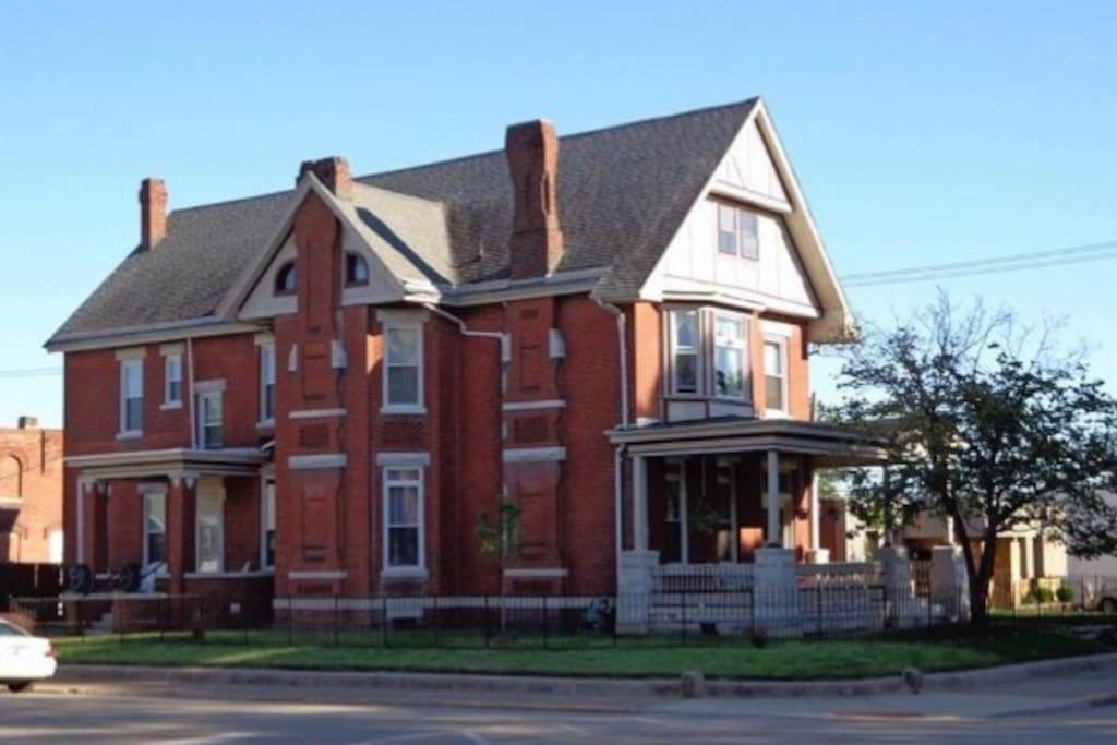 Historic 1889 home