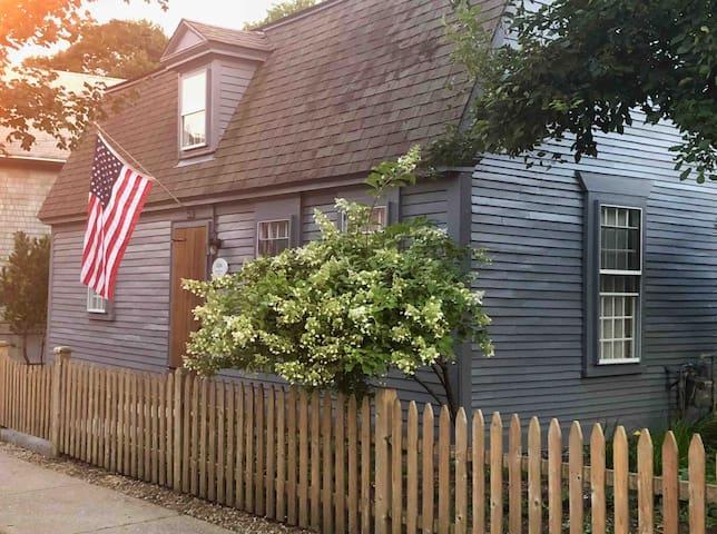 Aaron Peck House