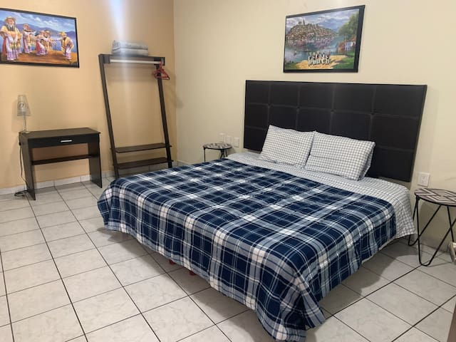 Spacious room in downtown Morelia
