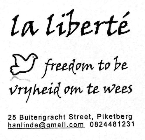 La Liberté - freedom to be