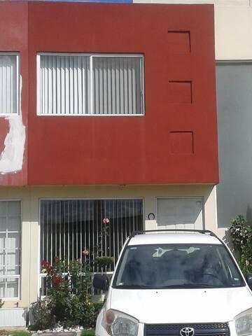 CASA FRAMBOYANES CUAUTLANCINGO - San Juan Cuautlancingo - Ev