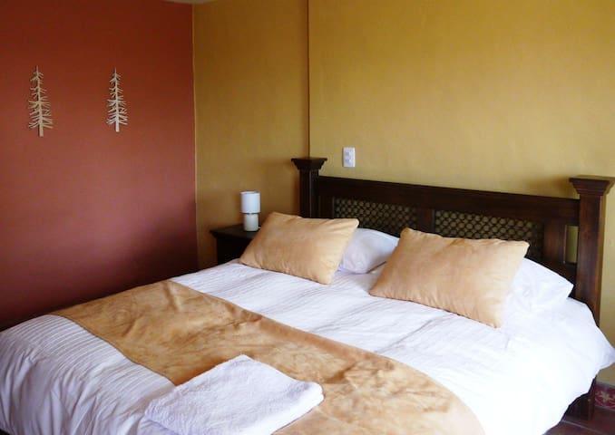 Suite Para dos personas - Boyacá - Bed & Breakfast