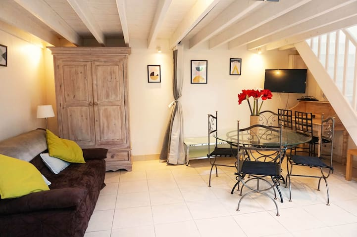 Lovely duplex*** Deauville  2/5P Private terrace