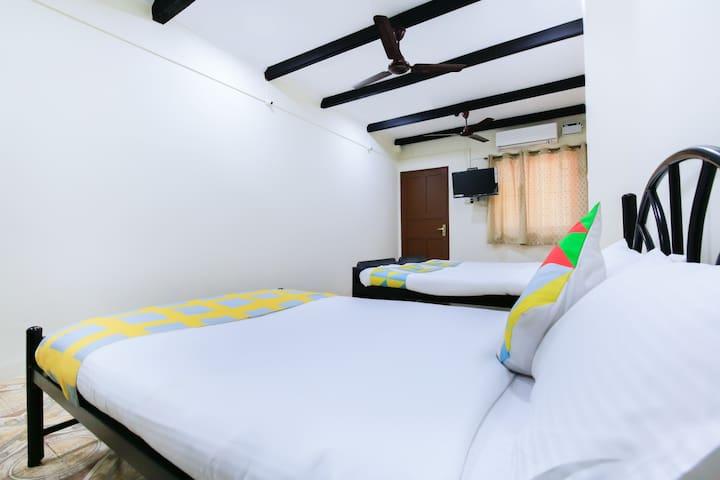 OYO Elegant 1BR Homestay in Goa