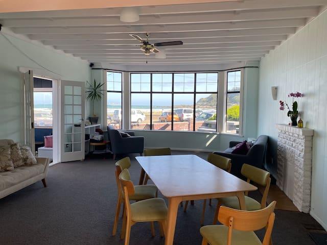 Beachfront Seaview Double Bedroom