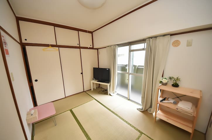Traditional Style 1min to Tenjin Sta with 5Beds