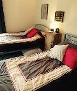 Delightful twin room in Devizes - Devizes