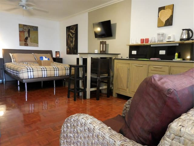 CV1107- Cosy Studio on Old Town - Amphoe Mueang Chiang Mai - Apartment