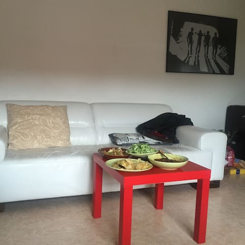 Shared my apartment with traveler - Lund - Apartamento