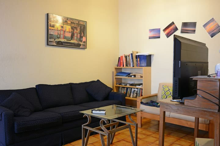 Ocean-Beach Cozy Apartment - Tijuana - Apartment