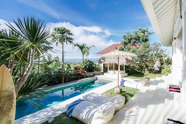 SeaView Comfort Vintage Villa in Pecatu area