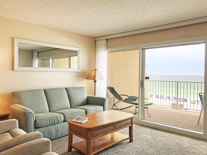 C303 - Beautiful 2 BR/2BA overlooking the Gulf