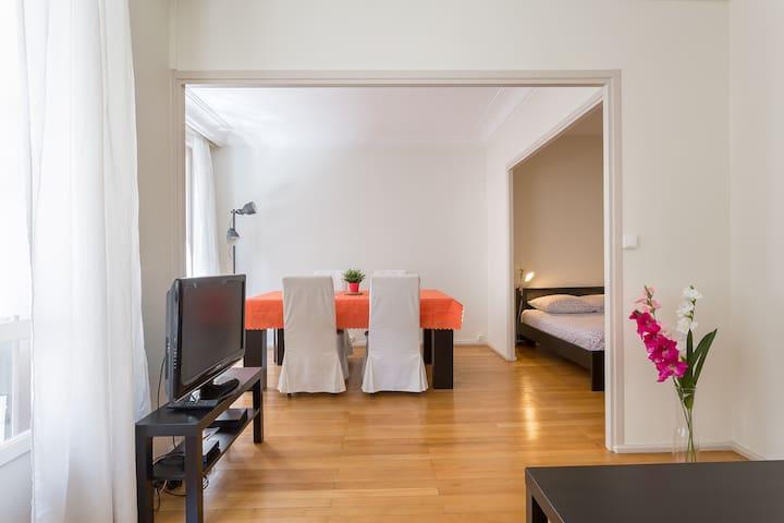 Appartement coquet au cœur de Lyon 6