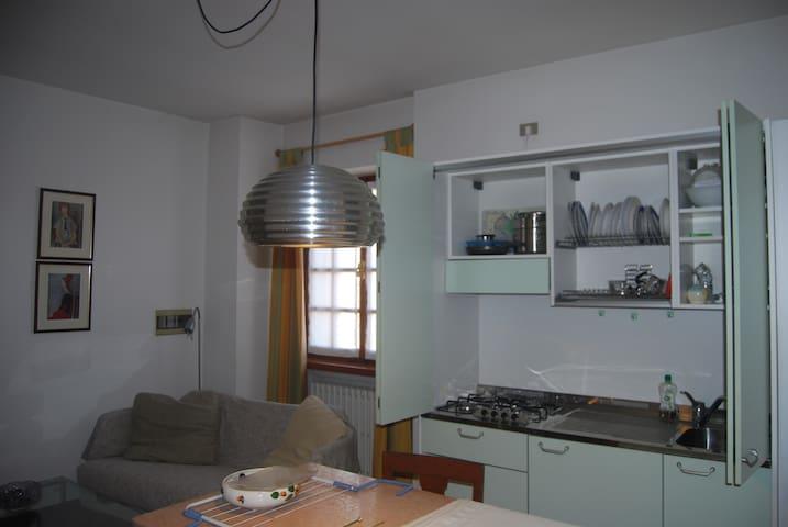 Appartamento Carlo Alberto Re - Pastrengo - Lejlighed