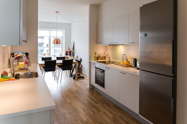 Brand new apartment with water view - Copenhaga - Apartamento