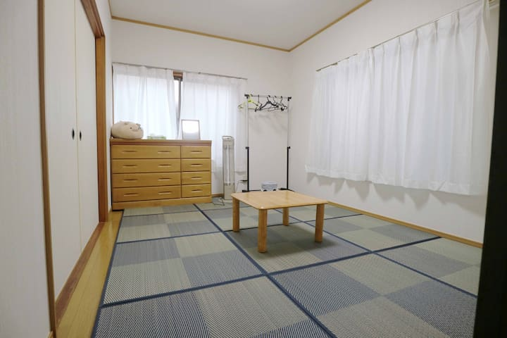 I'll share Japanese culture with you! 2nd room