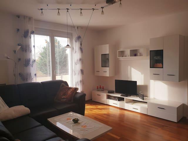 Gemütliche Wohnung in Kirchberg am Wagram