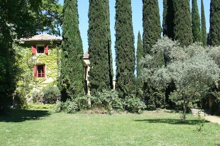 Bastide Toscane proche d'Uzes - Vers-Pont-du-Gard - Nyaraló