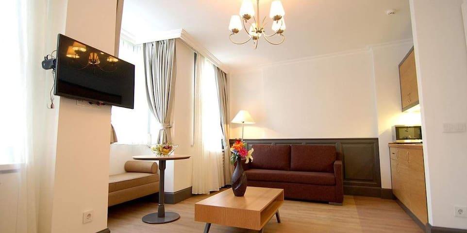 Cozy 1 Bedroom Apartment Cihangir & Beyoğlu - Beyoğlu - Apartmen