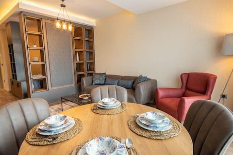 Elegant Luxurious Studio Near Mall of Istanbul