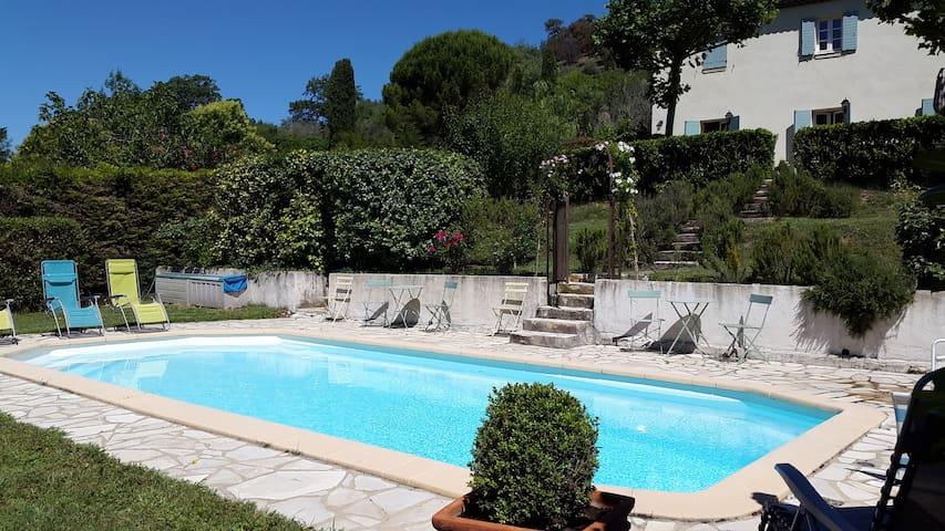 La Bastide Provence - Auribeau-sur-Siagne - Maison