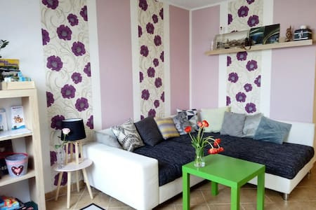 Friendly apartment by  lake Balaton in Keszthely
