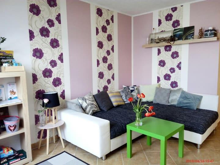 Friendly apartment by  lake Balaton in Keszthely