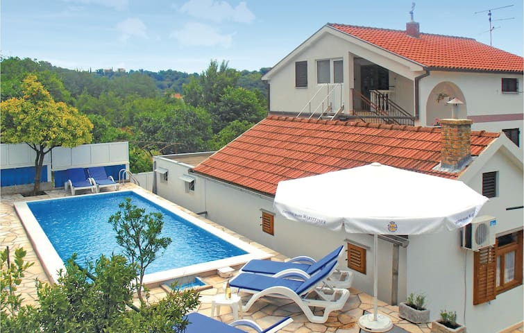 Holiday apartment with 1 bedroom on 31m² in Herceg Novi