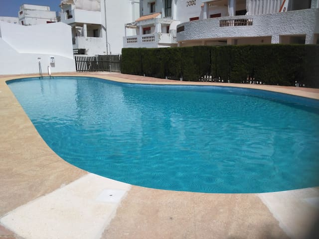 Apartamento luminoso en campo de Golf - Sanlúcar de Barrameda - Appartement