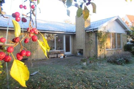 Hus med atmosfære - Vester Skerninge