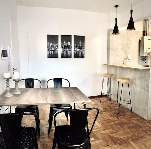 Chic apartment (sobre Bv San Juan)