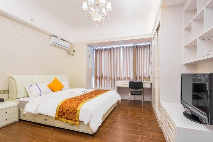 欧式高级大床房