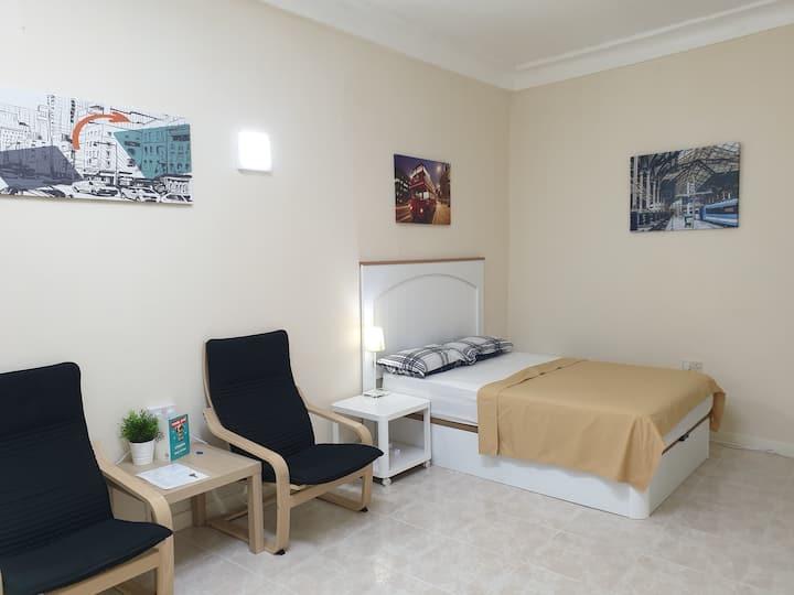 Perfect Studio for a Gibraltar getaway