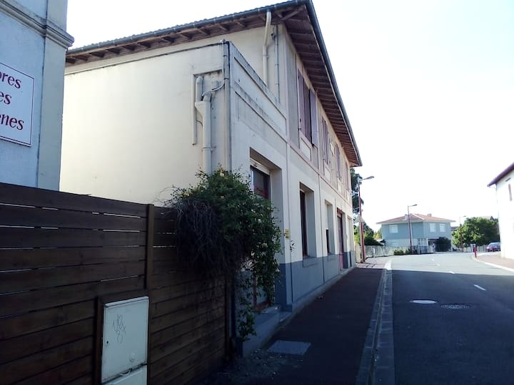 Appartement ancien au cœur du village 1 ou 2 pers