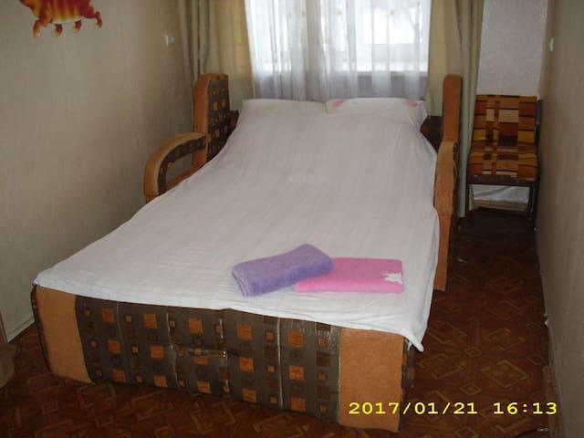 Сдаётся посуточно двухкомнатная квартира - Ramenskoye - Apartmen
