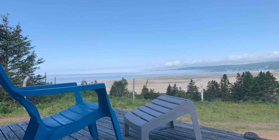 Peaceful Escape with a Bay of Fundy View
