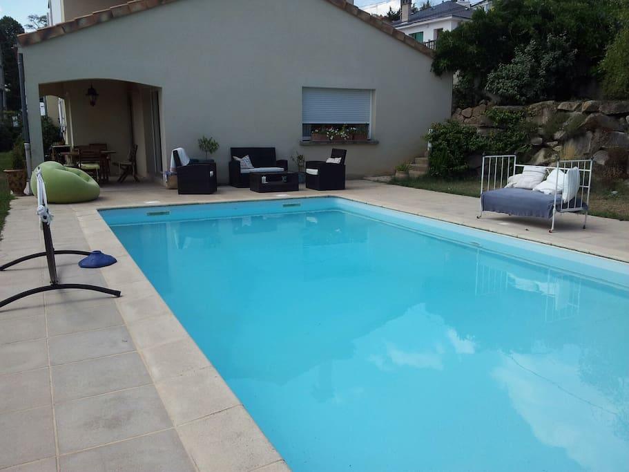 Villa familiale quartier residentiel chambres d 39 h tes - Chambre d hote pres de clermont ferrand ...