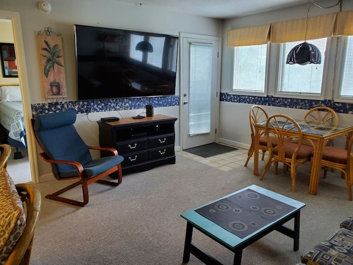 Whale-Come Inn 1 BR Condo at Myrtle Beach Resort
