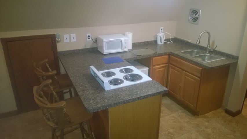Cozy and Quiet Studio - Upper Marlboro - Apartment