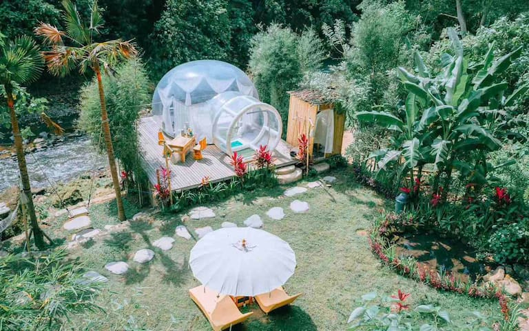 ROMANTIC EXPERIENCE  20 minutes to Ubud center