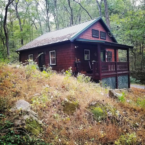 Knott Cabin | Woodsy Setting | Near Potomac River