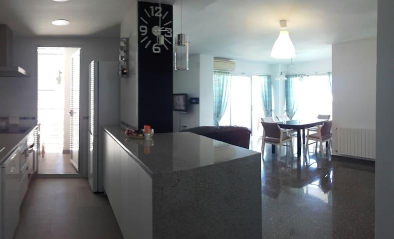Amplio apartamento en Valencia