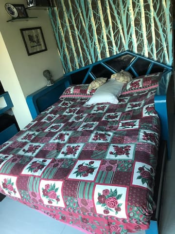 Private Room in a spacious apartment! Andheri West
