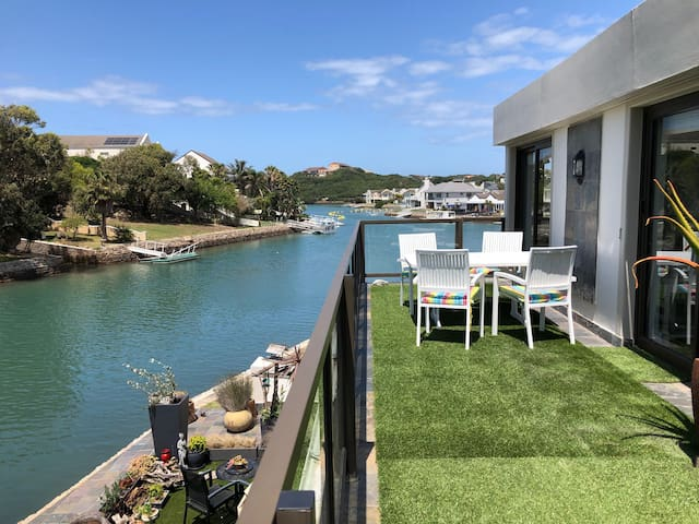 Marina Magic in picturesque Port Alfred....